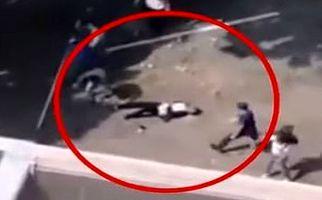 کشته شدن یک فرد در درگیری گروهی خیابانی