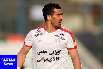 احسان حاج صفی شوتزن ترین بازیکن لیگ برتر در نیم فصل