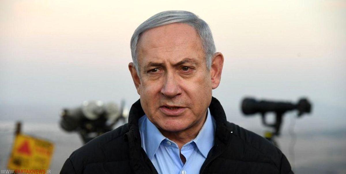 نتانیاهو: اروپاییها باید بابت تلاش برای دور زدن تحریمهای ایران شرمسار باشند