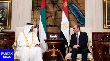 اولین واکنش ولیعهد ابوظبی به هدف گرفتن تاسیسات نفتی و نفتکشهای سعودی و اماراتی