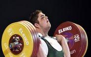 مسابقات بینالمللی وزنهبرداری انتخابی المپیک به تعویق افتاد