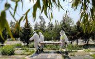 اعلام فوتی ها و مبتلایان کرونا در ایران تا ظهر دوشنبه ۲۶ مهر