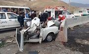 تصادف رانندگی در محور سنندج به قروه یک کشته بر جای گذاشت