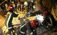 انفجار مغازهای در مشهد با ۲ کشته و مجروح