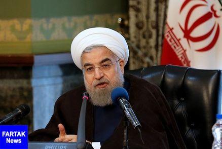 روحانی: امیدوارم توافقات با رییس جمهور آذربایجان هر چه سریعتر اجرایی شود