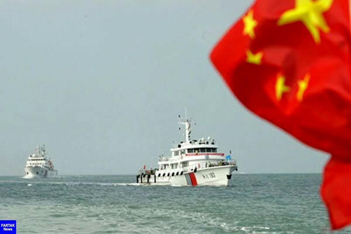 هشدار شدید ارتش چین به ناوهای جنگی آمریکا