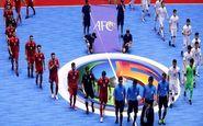 اعلام برنامه بازیهای نیمه نهایی فوتسال زیر 20 سال آسیا