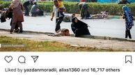 واکنش اینستاگرامی روحانی به حادثه تروریستی اهواز