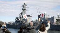 اعزام ناوشکن ژاپنی به دریای عمان