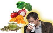 کاهش علایم سرماخوردگی با مصرف این خوراکی ها