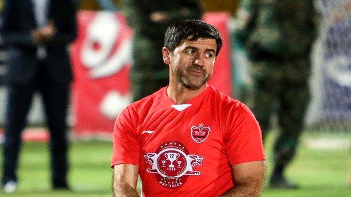 باقری: روی قولم در مورد شجاع هستم / حضورم در تیم ملی منتفی است