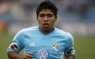 بازیکن 27 ساله پرویی به تراکتور پیوست