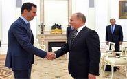 بشار اسد: اسرائیل مقصر سرنگونی هواپیمای نظامی روسیه است