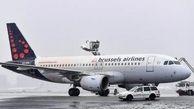 همزمان با برگزاری اجلاس ناتو رخ می دهد؛ لغو تمام پروازهای بلژیک بدلیل اعتصاب