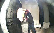 آتش زدن خانه همسایه برای دفع ارواح خبیث!