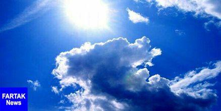 آسمان خوزستان از اواخر وقت امروز ابری می شود