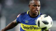 بازیکن آفریقای جنوبی در آستانه امضای قرارداد با استقلال