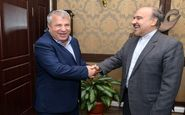 تصویری از دیدار علی پروین با وزیر ورزش/ سلطان بدون ماسک
