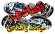 سخنگوی آتش نشانی تهران: واژگونی مینی بوس در اثر برخورد با سمند