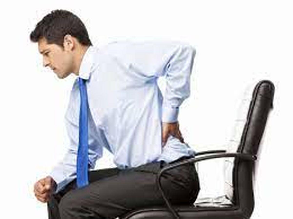 نشستن طولانی مدت و عوارضی جبران ناپذیر