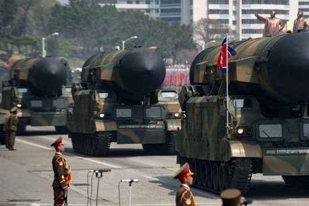کره شمالی: کرهجنوبی را خاکستر میکنیم