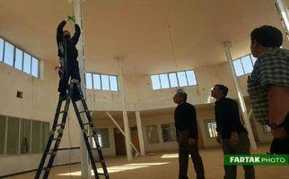 اختصاصی/ آماده سازی سرویس های بهداشتی مرز خسروی توسط شهرداری منطقه 13 تهران +تصاویر