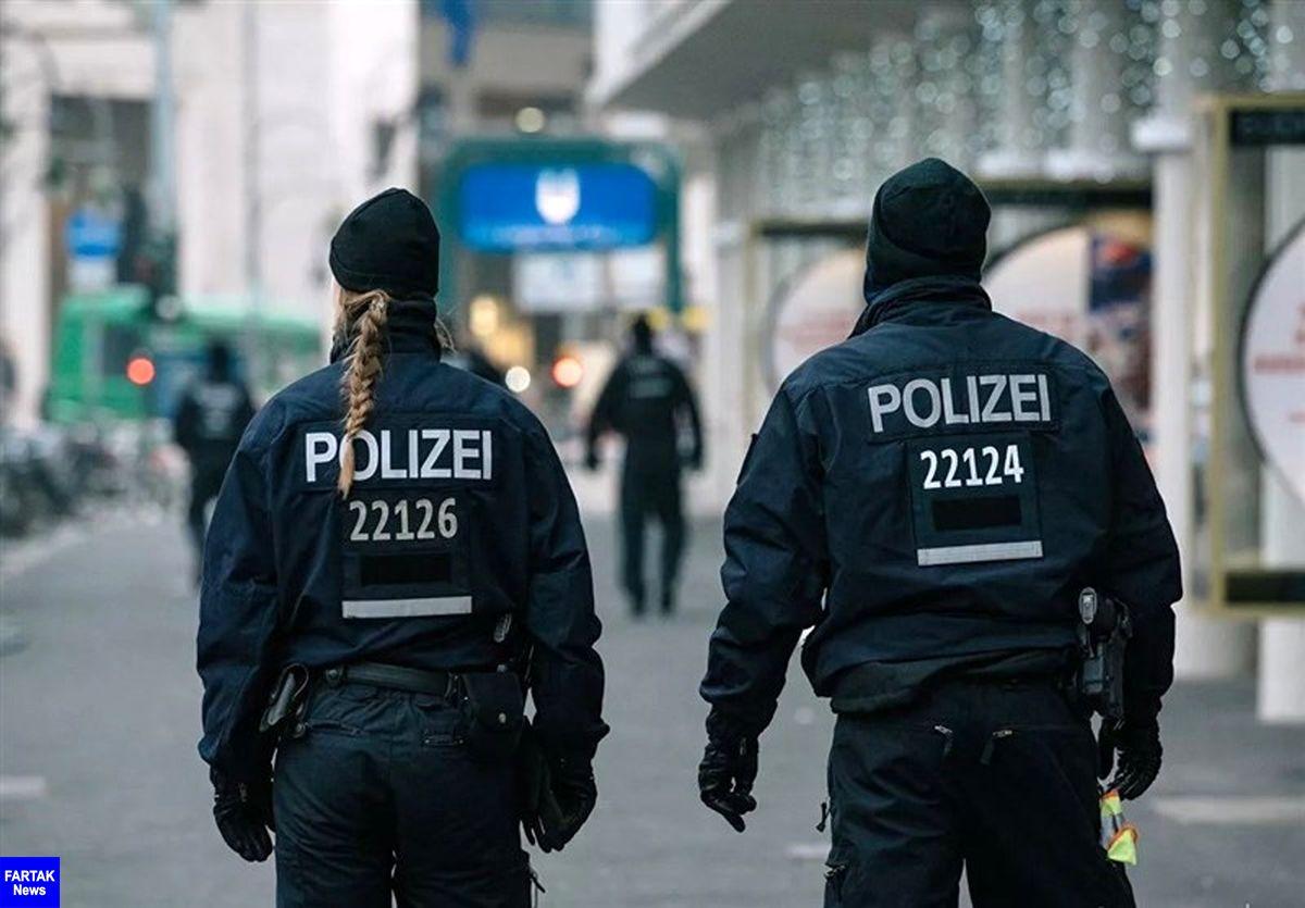 پلیس آلمان یک حمله تروریستی را کشف و خنثی کرد