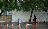 پیش بینی باران ۵ روزه در اکثر مناطق کشور