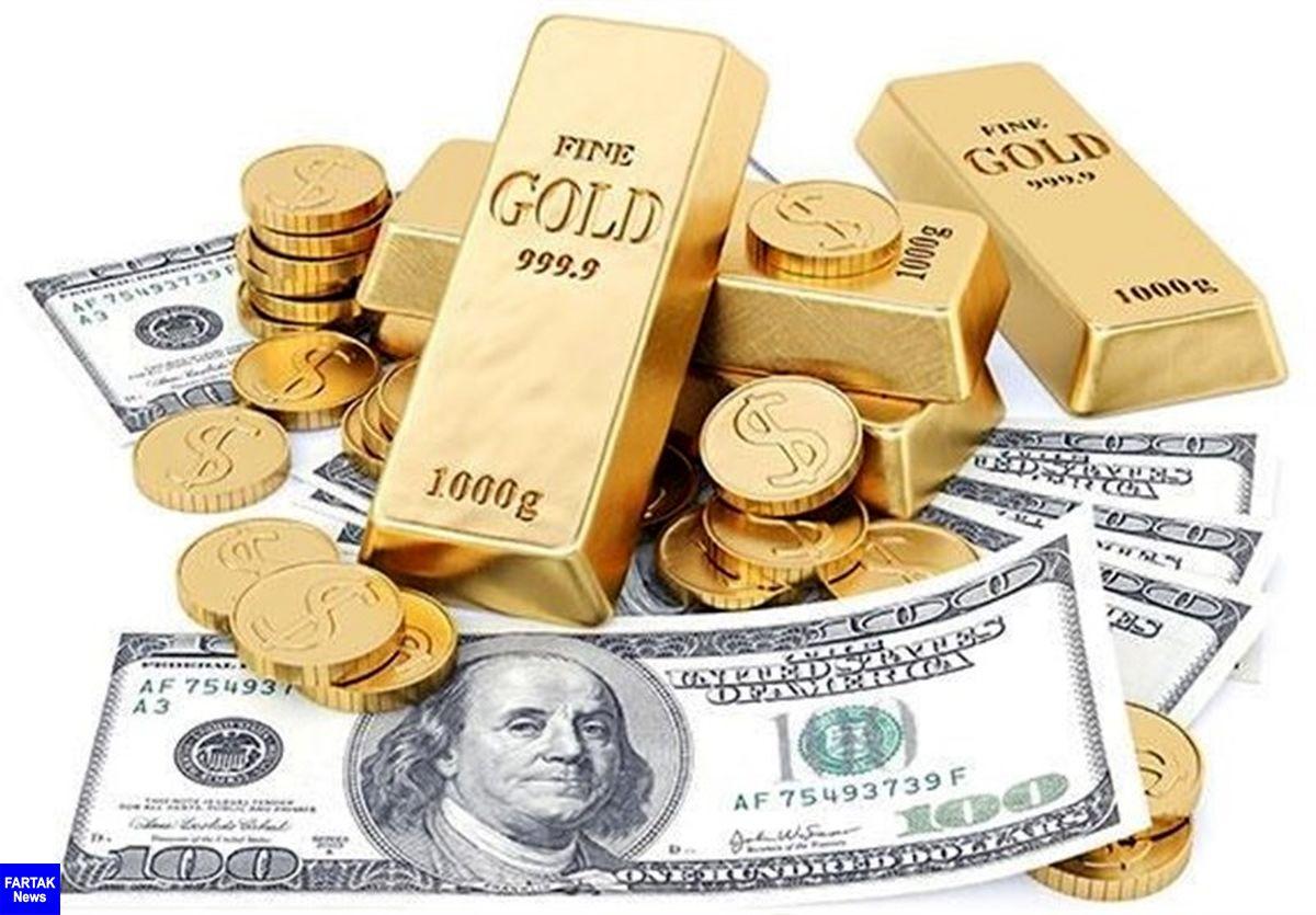 قیمت طلا، قیمت دلار، قیمت سکه و قیمت ارز امروز ۹۹/۰۴/۰۸| آخرین قیمت دلار و سکه در بازار آزاد