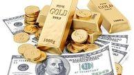 قیمت طلا، قیمت دلار، قیمت سکه و قیمت ارز امروز ۹۹/۰۴/۲۲|دلار رشد کرد/ سکه ۱۰ میلیون و ۵۵۰ هزار تومان