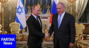نتانیاهو با پوتین دیدار کرد
