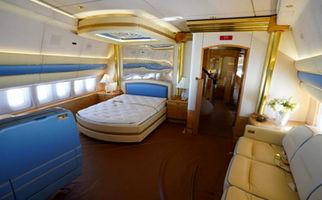 بریز و بپاشها در هواپیمای خانواده سلطنتی قطر در یوتیوب منتشر شد
