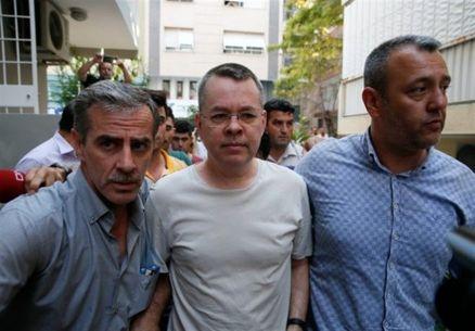 ترکیه: آزادی کشیش آمریکایی بیانگر استقلال قوه قضائیه است