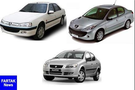 قیمت خودرو امروز ۱۳۹۷/۱۰/۱۷|ثبات قیمتها در بازار