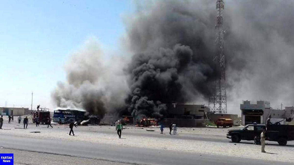 ۵ کشته درپی انفجار بمب در استان صلاح الدین
