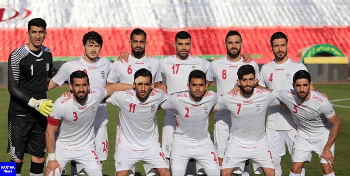 اعلام داوران گروه ایران در مسابقات انتخابی جام جهانی قطر