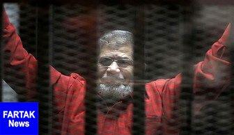 درخواست حکم اعدام برای محمد مرسی به اتهام جاسوسی