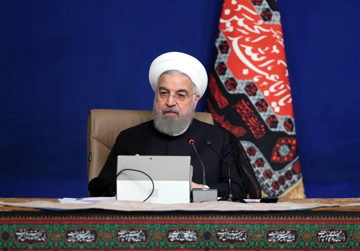 روحانی میزان جریمه ماسک نزدن در تهران را اعلام کرد