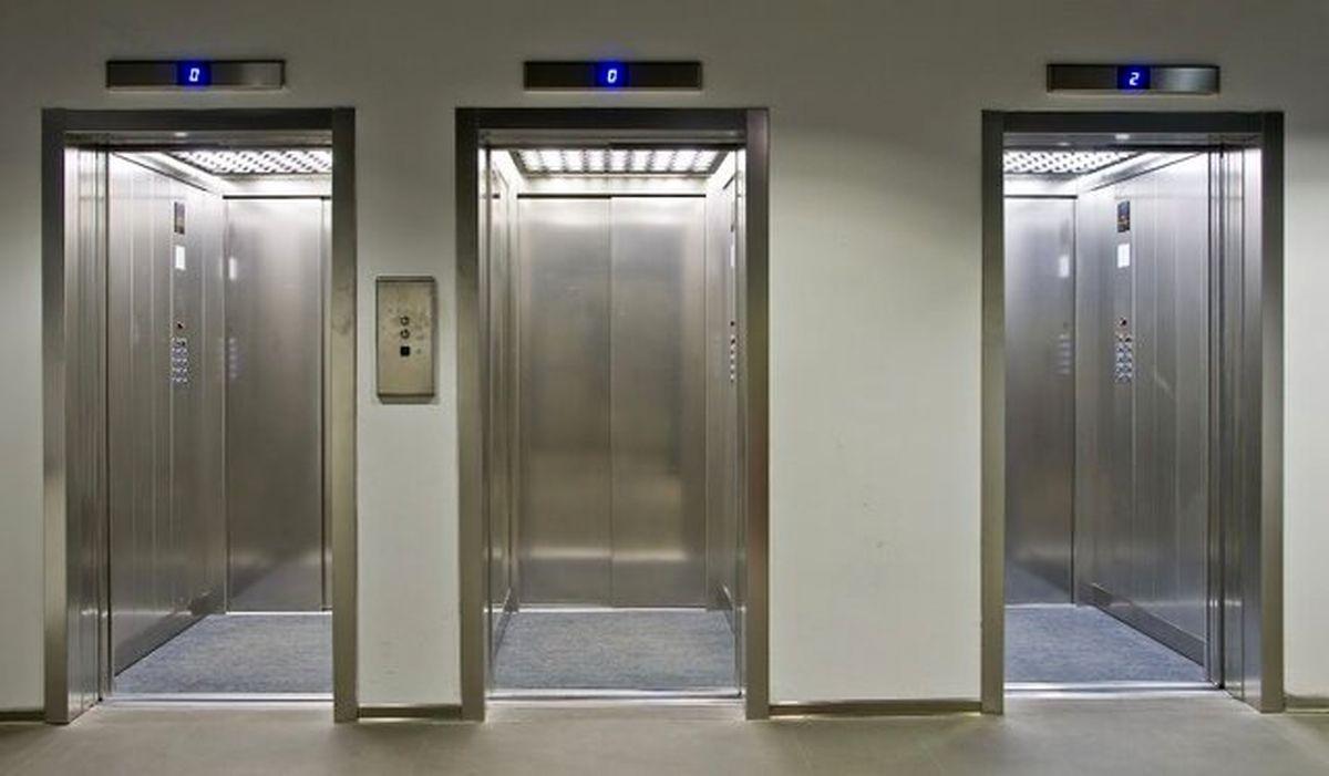 اگر در آسانسور گیرافتادیم چه کنیم؟!