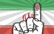 انتخابات مشارکت زیاد همدانیها نسبت به سایر استانها