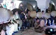 جشن و دفنوازی سنندجیها با آغاز هفته وحدت