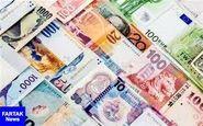 نرخ رسمی ۴۷ ارز امروز ۹۸/۱۱/۲۹
