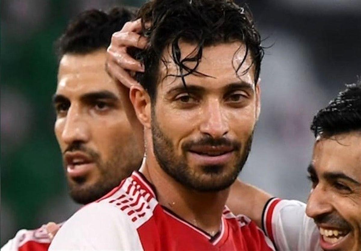 ستاره پرسپولیسی؛بهترین بازیکن فینال غرب آسیا
