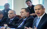 وزرای صهیونیست یگدیگر را به درز اخبار متهم کردند