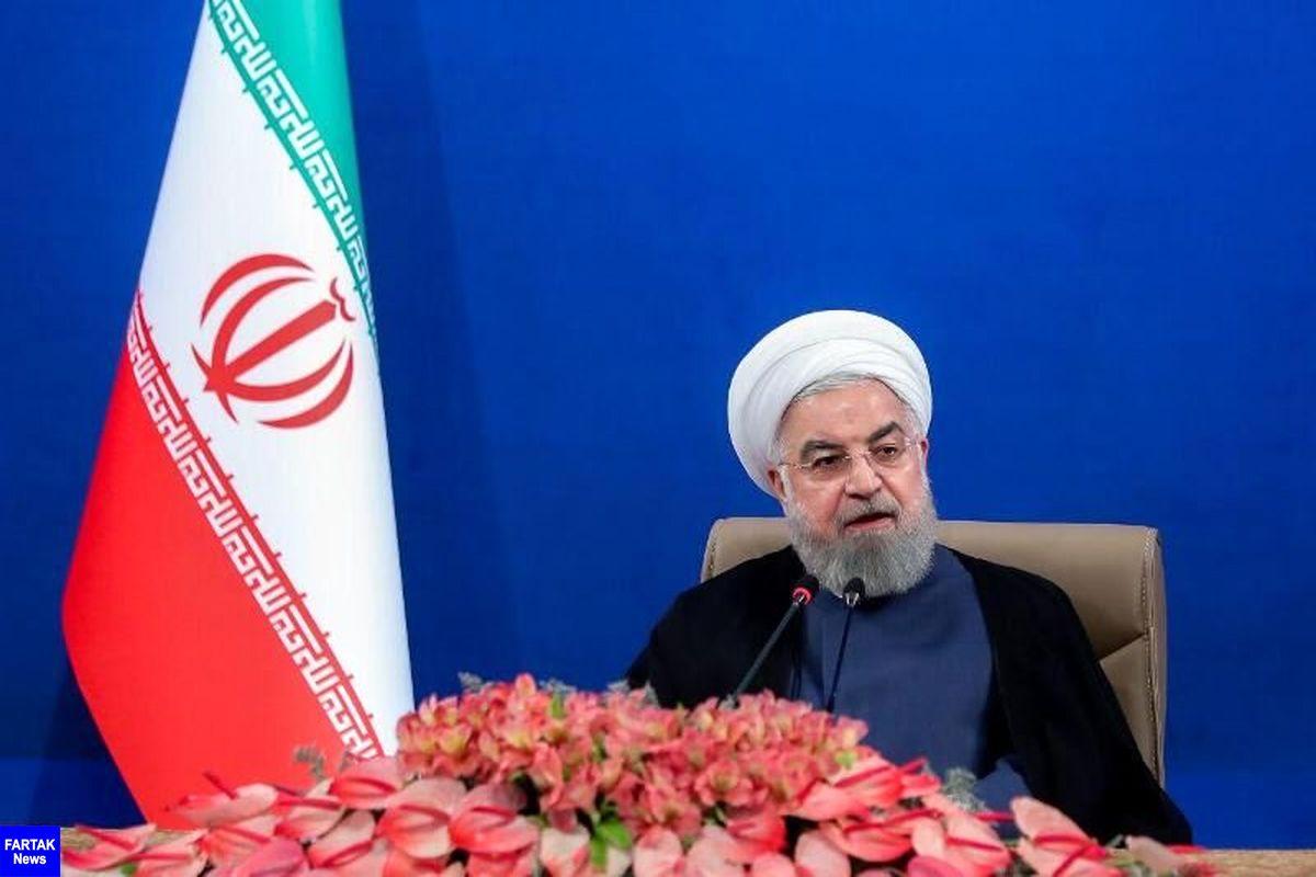 روحانی: از هیچ دستگاهی کمکاری و تعلل در ارائه الکترونیکی خدمات را نمی پذیریم