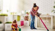 کارهای منزل را انجام دهید و برنامه کاهش وزن خود را جلو ببرید