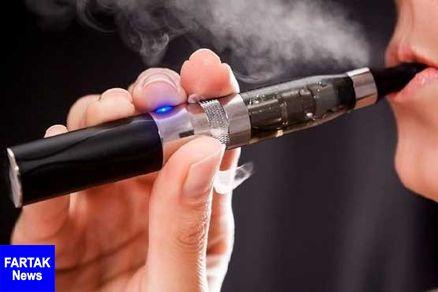 تغییر در رگ های خونی با استفاده از سیگارهای الکترونیکی