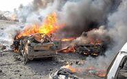 انفجار بمب در شهر تلابیض با ۲ کشه و ۵ زخمی