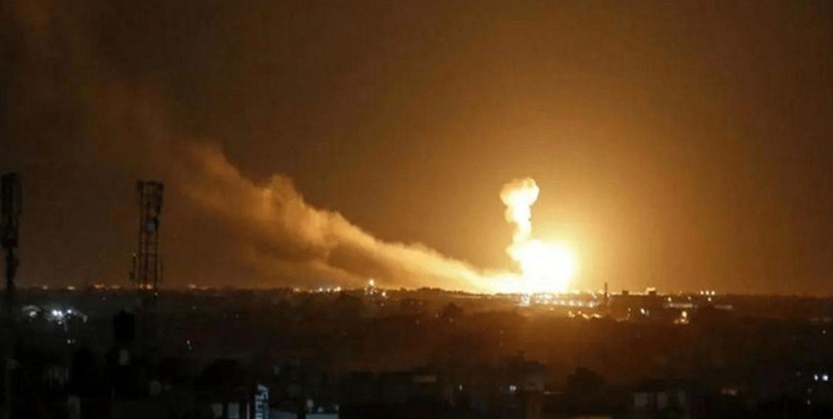 حمله راکتی به پایگاه نظامی ترکیه در نینوای عراق