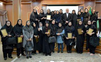 تجلیل از روسای هیأتهای ورزشی استان کرمانشاه